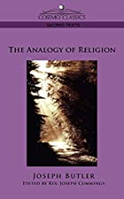 The analogy of religion by Joseph Butler