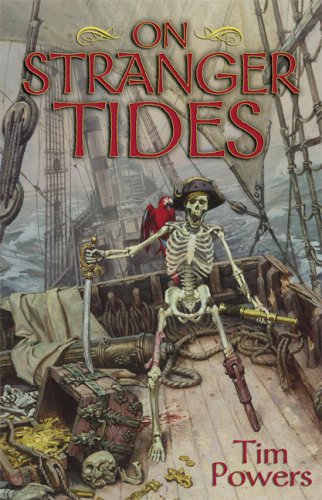 Cover of Tim Powers' On Stranger Tides