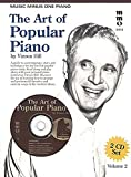 Vinson Hill: Music Minus One Piano: The Art of Popular Piano Vol. II (Two CD Set)