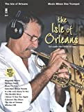 Laughlin: Music Minus One Trumpet: The Isle of Orleans (Sheet Music and CD Accompaniment)