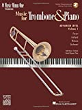 Brown, Keith: Music Minus One Trombone: Advanced Contest Solos Vol.I (Music Minus One (Numbered))