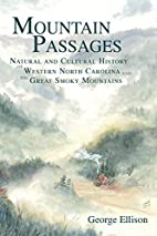 Mountain Passages: Natural and Cultural…