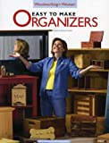 Jeanne Stauffer: Easy to Make Organizers: Woodworking for Women