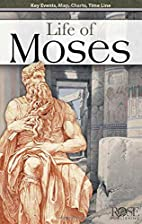 Life of Moses pamphlet by Rose Publishing