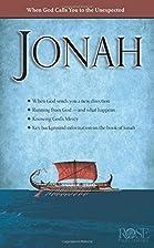 Jonah pamphlet by Rose Publishing