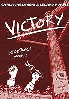 Victory by Carla Jablonski