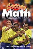 Soccer Math: Solving Problems From the Pitch…