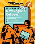 New England Colleges (College Prowler)…