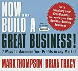 Tracy, Brian: Now...Build A Great Business: 7 Ways to Maximize Your Profits in Any Market (Your Coach in a Box)
