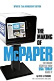 Peter S. Prichard: The Making of McPaper: The Inside Story of How USA Today Made It