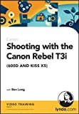 Ben Long: Shooting with the Canon Rebel T3i (600D and Kiss X5)