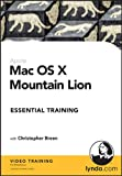 Christopher Breen: Mac OS X Mountain Lion Essential Training