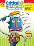 Rachel Lynette: Critical and Creative Thinking Activities, Grade 3