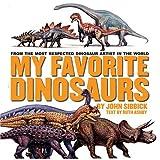Sibbick, John: My Favorite Dinosaurs