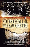 Ringelblum, Emmanuel: Notes from the Warsaw Ghetto: The Journal of Emmanuel Ringelblum