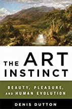 The Art Instinct: Beauty, Pleasure, and…