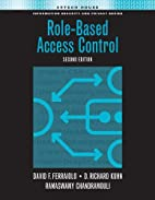 Role-Based Access Control, Second Edition by…