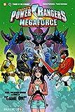 Petrucha, Stefan: Power Rangers Megaforce #3: Panic in the Parade (Power Rangers Super Samurai)