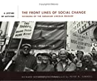 Front Lines of Social Change: Veterans of…