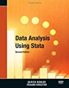 Data Analysis Using Stata, Second Edition by…