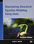 Discovering structural equation modeling…