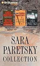 Sara Paretsky Collection: Bitter Medicine /…