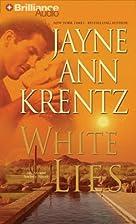 White Lies [Abridged] by Jayne Ann Krentz