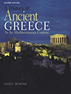 A History of Ancient Greece in Its…