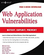Web Application Vulnerabilities: Detect,…