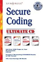 Secure Coding Ultimate Reference CD: Reverse…