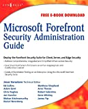 Varsalone, Jesse: Microsoft Forefront Security Administration Guide