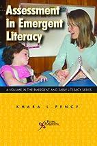 Assessment in Emergent Literacy (Emergent…