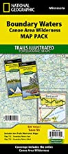 Trails Illustrated Map: Boundary Waters by…