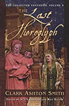 A Vintage from Atlantis by Clark Ashton…