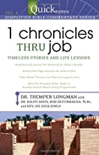 1 Chronicles thru Job: Timeless Stories and…
