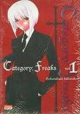Gokurakuin, Sakurako: Categorey Freaks Volume 1-3 Omnibus (v. 1-3)