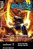 Seto, Andy: The Four Constables Volume 3: Secret Of The Delirium Dagger