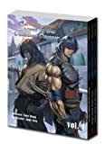Seto, Andy: The Four Constables: Secret Of The Delirium Dagger (Volume 1-3) Set
