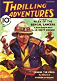 Morgan, Lt. Scott: Thrilling Adventures - 06/33: Adventure House Presents: