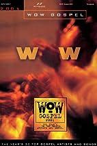 WOW Gospel 2001 by Hal Leonard
