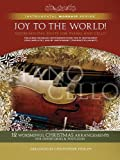 Christopher Phillips: Joy To The World! Piano/Cello Songbook (Listening CD Included Inside Back Cover) (Instrumental Worship)