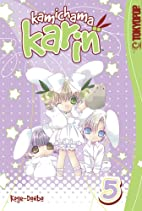 Kamichama Karin, Volume 5 by Koge-Donbo