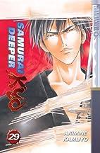 Samurai Deeper Kyo, Vol. 29 by Akimine…
