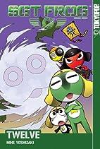 Sgt. Frog, Volume 12 by Mine Yoshizaki