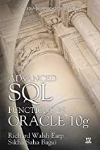 Advanced SQL Functions in Oracle 10g…