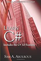 Learn C# by Sam Abolrous