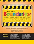 All About Boundaries w/ CD by Tonia Caselman