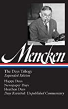 The Days Trilogy, Expanded Edition by H. L.…