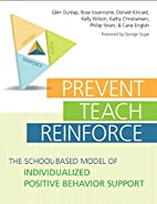 Prevent-Teach-Reinforce: The School-Based…