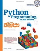 Python Programming for the Absolute Beginner…